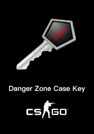 CSGO Danger Zone Case Key
