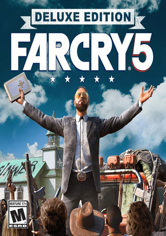 Far Cry 5 - Deluxe Edition (PC/EU)