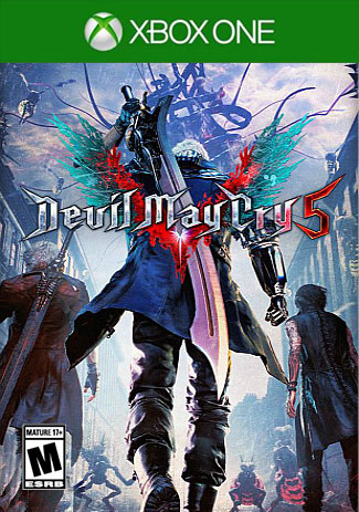 Devil May Cry 5 (Xbox One Download Code)