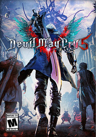 Devil May Cry 5 (PC/EU)