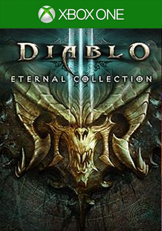 Xbox One Diablo 3 Eternal Collection (Xbox One Download Code/EU)