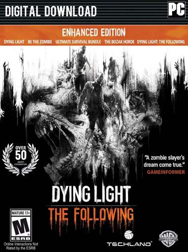 Official Dying Light The Following Enhanced Edition (PC)