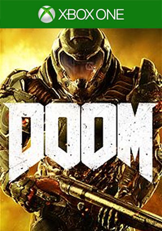 Xbox One DOOM (Xbox One Download Code/US)