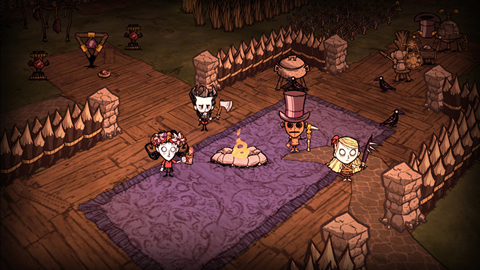 Official Don't Starve Together Frontier Pack (Early Access Game)