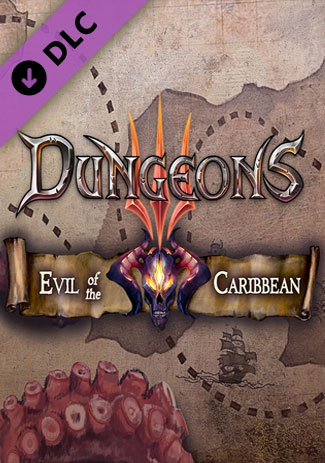 Official Dungeons 3 - Evil of the Caribbean (PC/Mac)