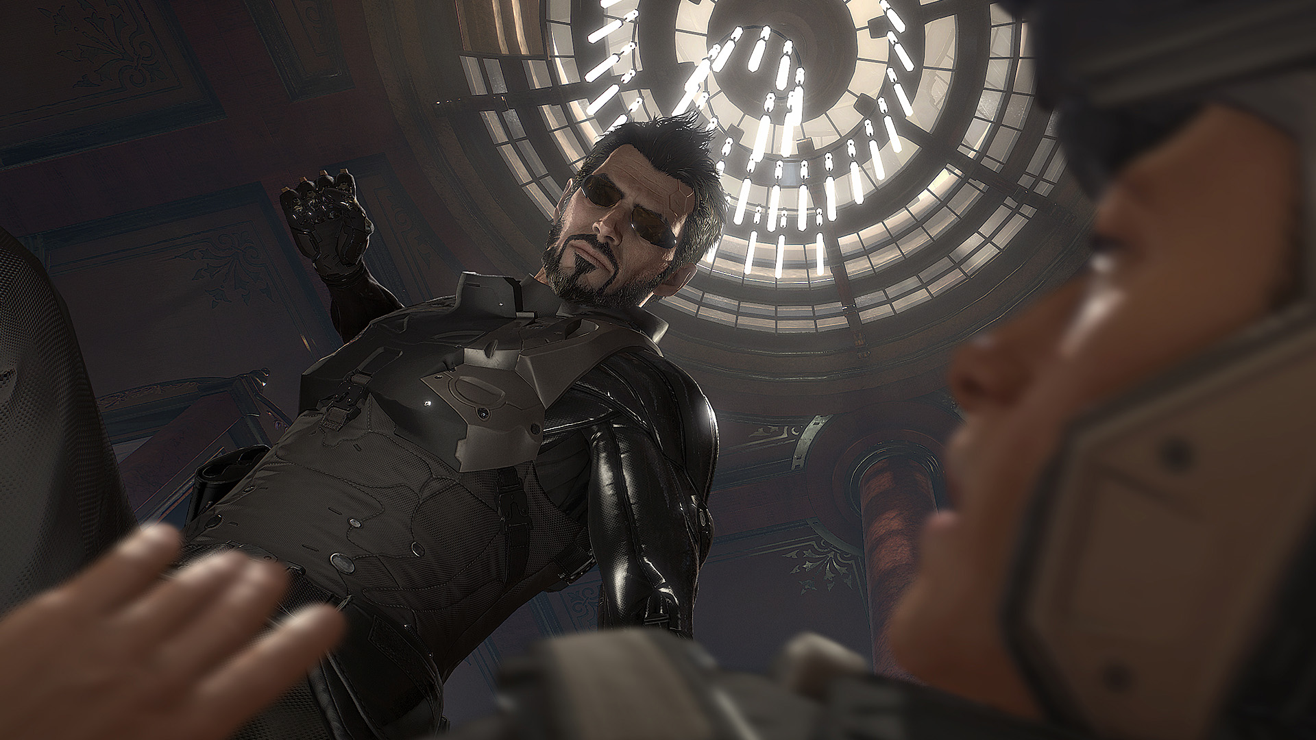 Official Deus Ex: Mankind Divided Day One Edition (PC)