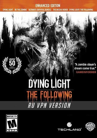 Official Dying Light Enhanced Edition (PC/RU)