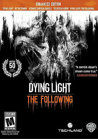 Dying Light-Enhanced Edition (Steam Cloud Activation)