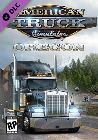Official American Truck Simulator - Oregon (DLC)