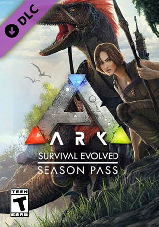 Official ARK: Survival Evolved Season Pass (DLC)