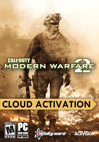 Official Call of Duty: Modern Warfare 2 (Cloud Activation/DE)