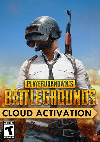 Official PLAYERUNKNOWNS BATTLEGROUNDS (PC/Cloud Activation)