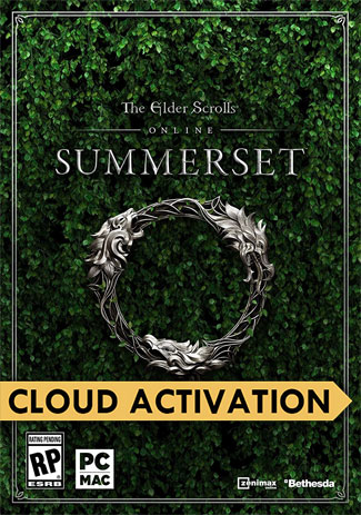 Official The Elder Scrolls Online: Summerset Standard Edition (Steam Cloud Activation)