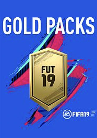 FIFA 19 Jumbo Premium Gold Packs (DLC)