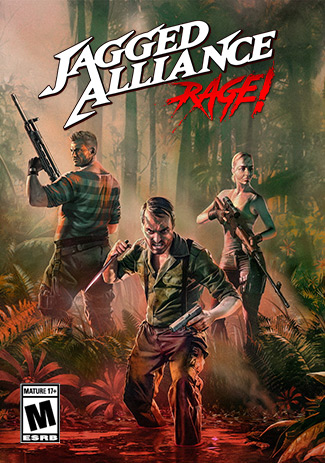Official Jagged Alliance: Rage (PC)