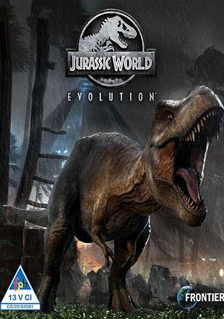 Official Jurassic World Evolution (PC)