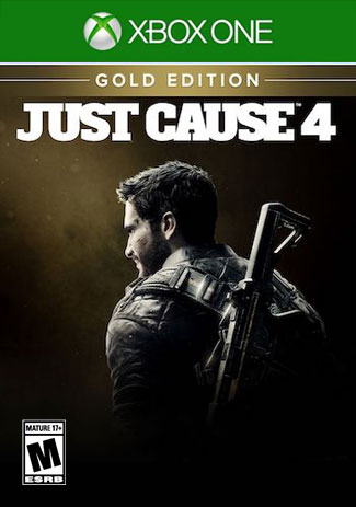 Just Cause 4 - Gold Edition (Xbox One Download Code)