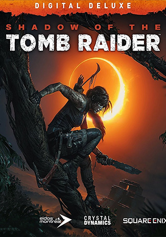 Official Shadow of the Tomb Raider Digital Deluxe Edition (PC)