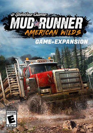Official Spintires MudRunner - American Wilds Edition (PC)