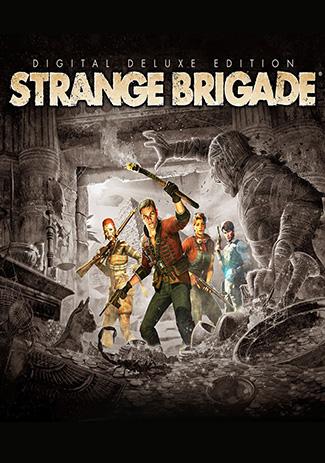 Official Strange Brigade Deluxe Edition (PC)