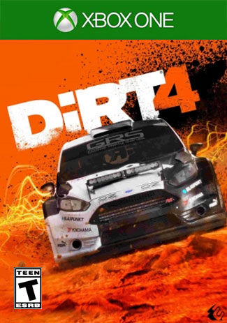 Official DiRT 4 (Xbox One Download Code)