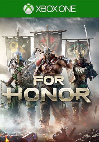 Official For Honor (Xbox One Download Code)