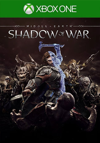 Middle Earth Shadow Of War (Xbox One Download Code)