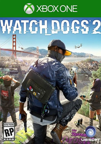 Official Watch Dogs 2 (Xbox One Download Code)