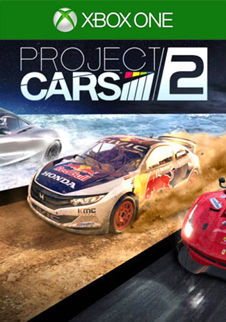 Official Project Cars 2 (Xbox One Download Code)
