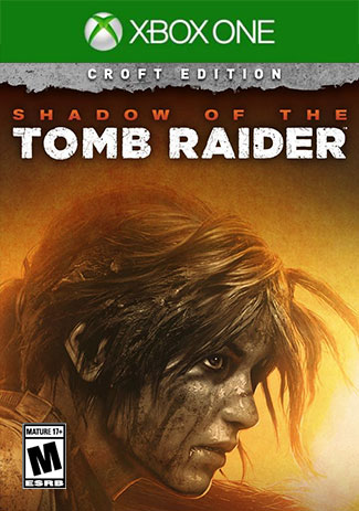 Official Shadow of the Tomb Raider - Croft Edition (Xbox One Download Code)