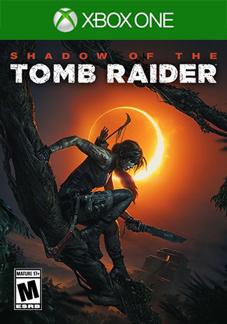 Official Shadow of the Tomb Raider (Xbox One Download Code)