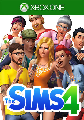 Official The Sims 4 (Xbox One Download Code)