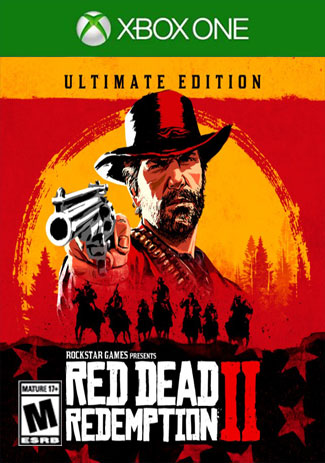 Red Dead Redemption 2: Ultimate Edition (Xbox One Download Code)