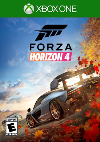 Forza Horizon 4 Standard Edition (Xbox One Download Code)