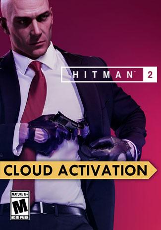 Official HITMAN 2 (PC/Cloud Activation)