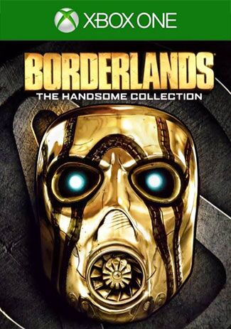 Official Borderlands: The Handsome Collection (Xbox One Download Code)