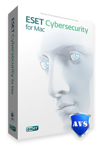 Official ESET Cyber Security for Mac (3 Year/1 PC)