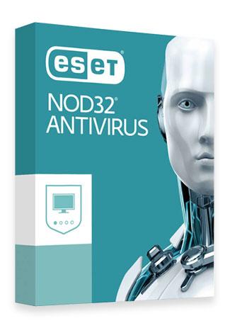 Official ESET NOD32 Antivirus for Windows ( 1 Year/1 PC)