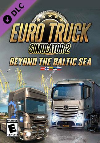 Official Euro Truck Simulator 2 - Beyond the Baltic Sea (DLC)