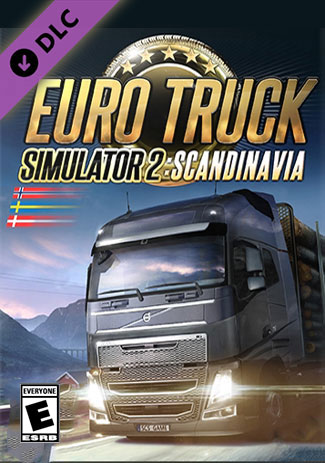 Official Euro Truck Simulator 2 - Scandinavia (DLC)