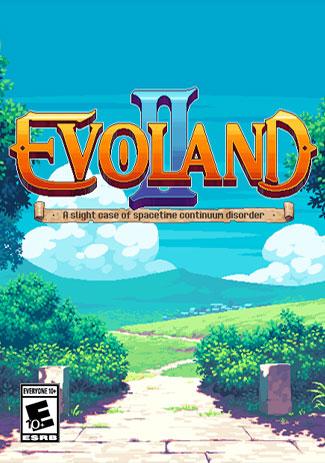 Official Evoland 2 (PC/Mac)