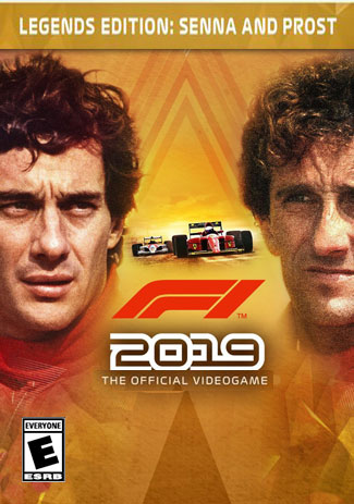 Official F1 2019 Legends Edition (PC/EU)