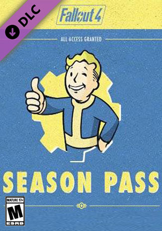 Official Fallout 4 Season Pass (DLC)