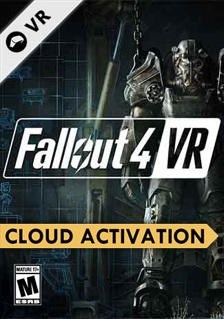 Official Fallout 4 VR (PC/Cloud Activation)