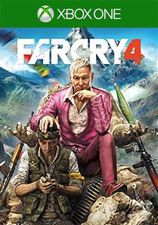Official Xbox One Far Cry 4 (Xbox One Download Code/US)