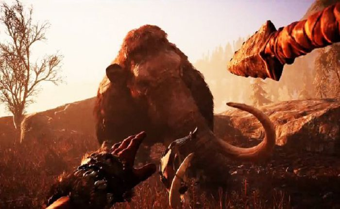 Official Far Cry Primal - Legend of the Mammoth DLC (PC)