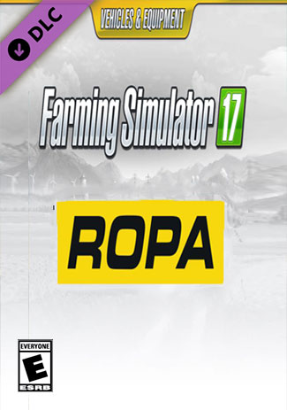 Official Farming Simulator 17 - ROPA Pack (DLC)