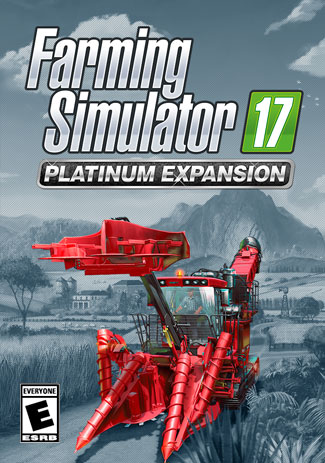 Official Farming Simulator 17 - Platinum Edition (PC/Mac)