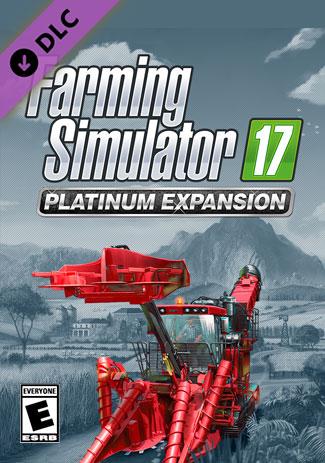 Official Farming Simulator 17 - Platinum Expansion (DLC)