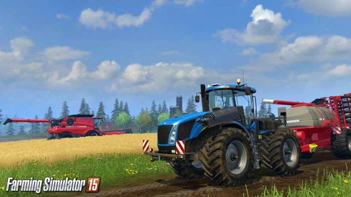 Official Farming Simulator 15 Gold Edition (PC)